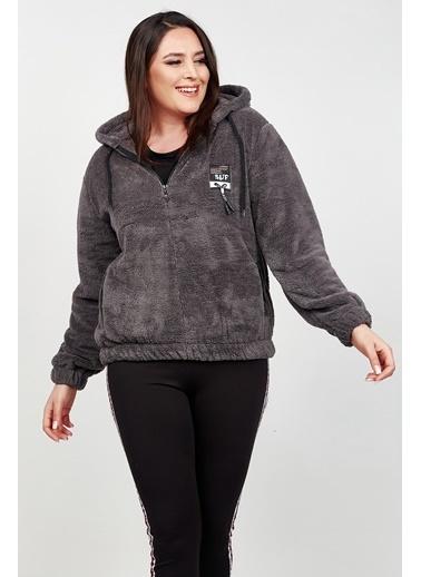 Womenice Sweatshirt Antrasit
